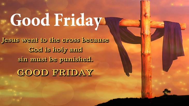 Good Friday 2018 Cards