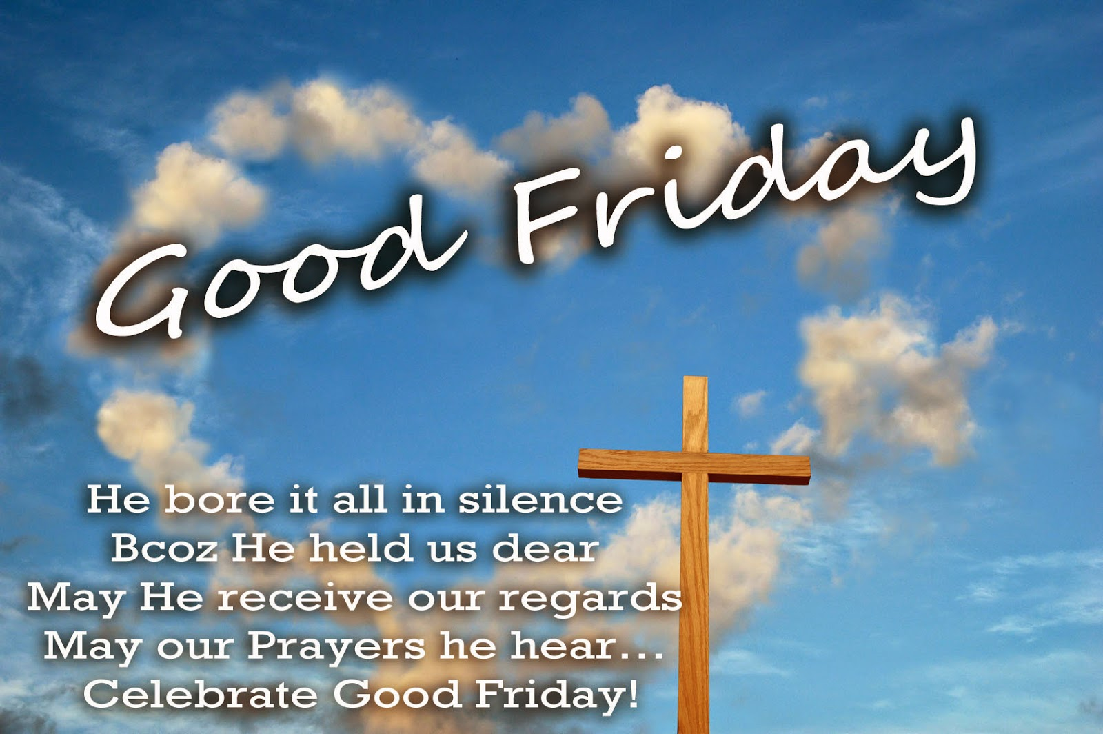 Good Friday Wishes Messages Sms Quotes Greetings With Ecards