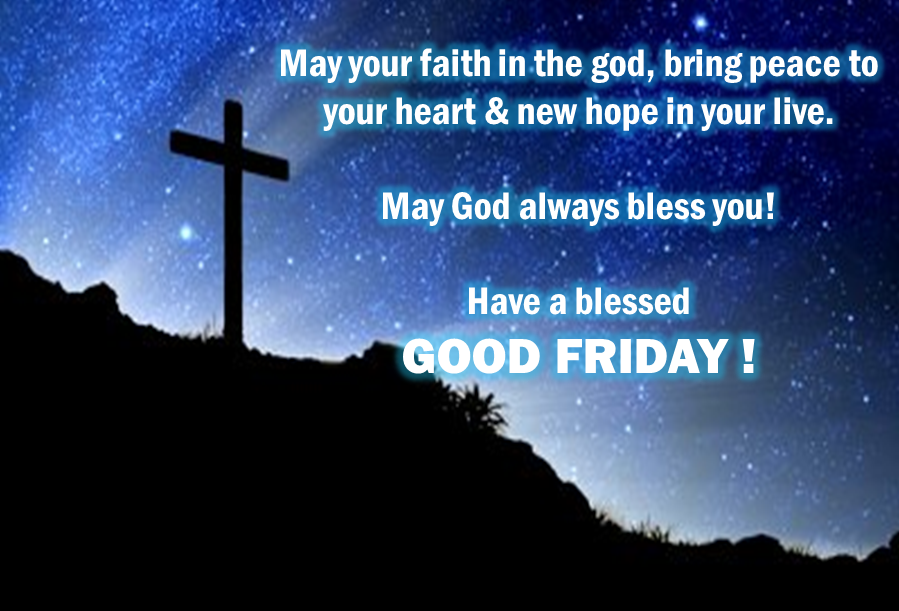 Good Friday Wishes, Messages, SMS, Quotes, Greetings with ...