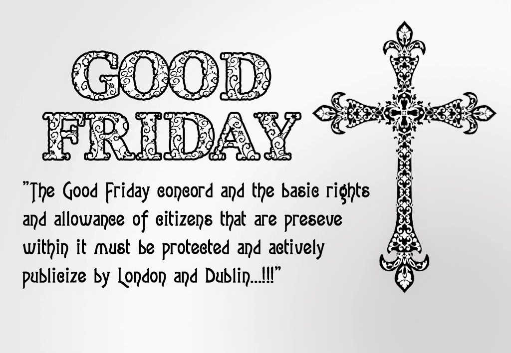 Short Good Friday Message