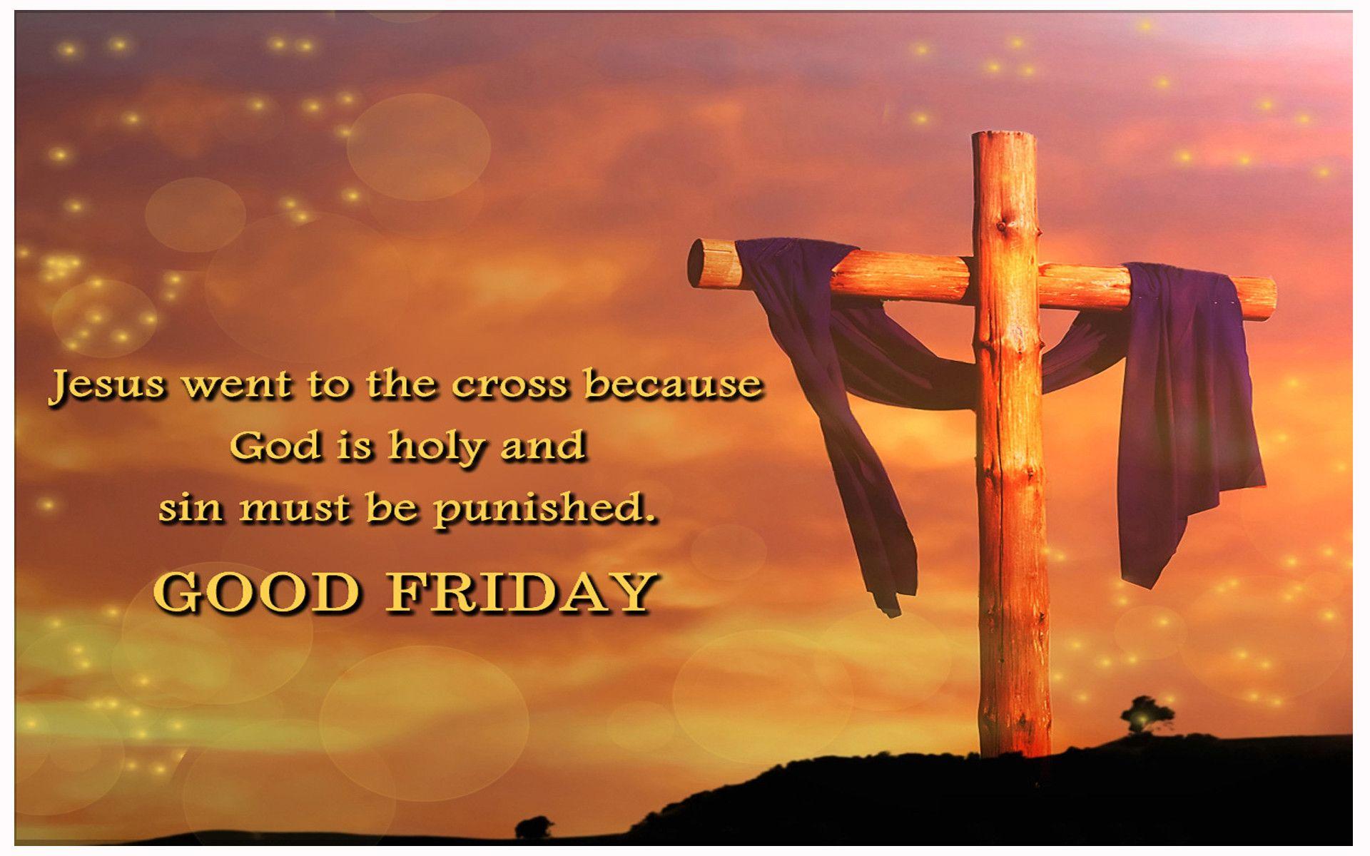 Good Friday HD Image