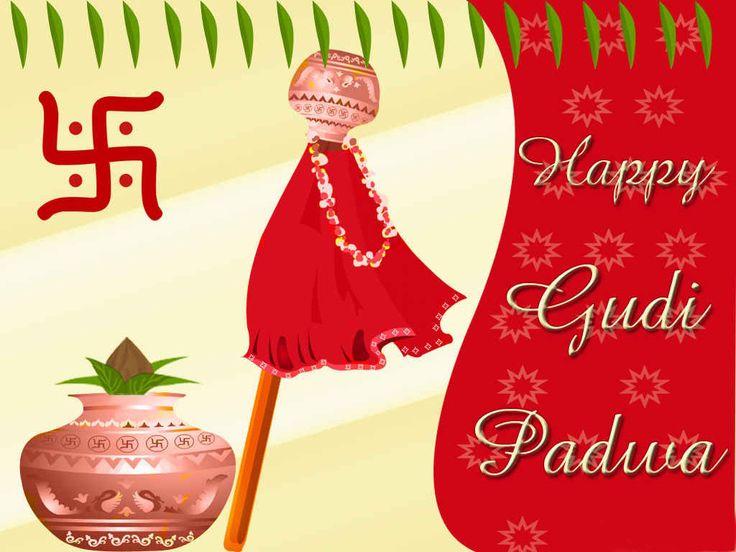 Gudi Padwa DP for Facebook