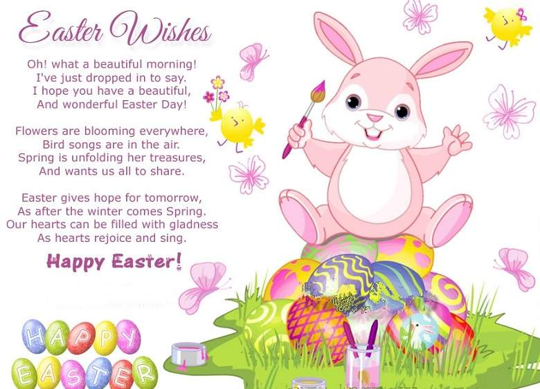 Happy Easter Poems