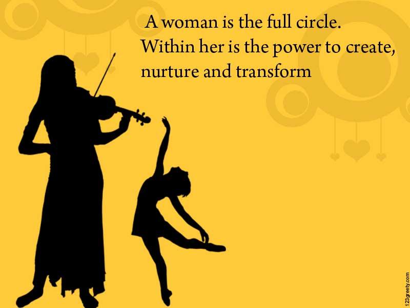 InternationalWomen's Day 2019 Slogans
