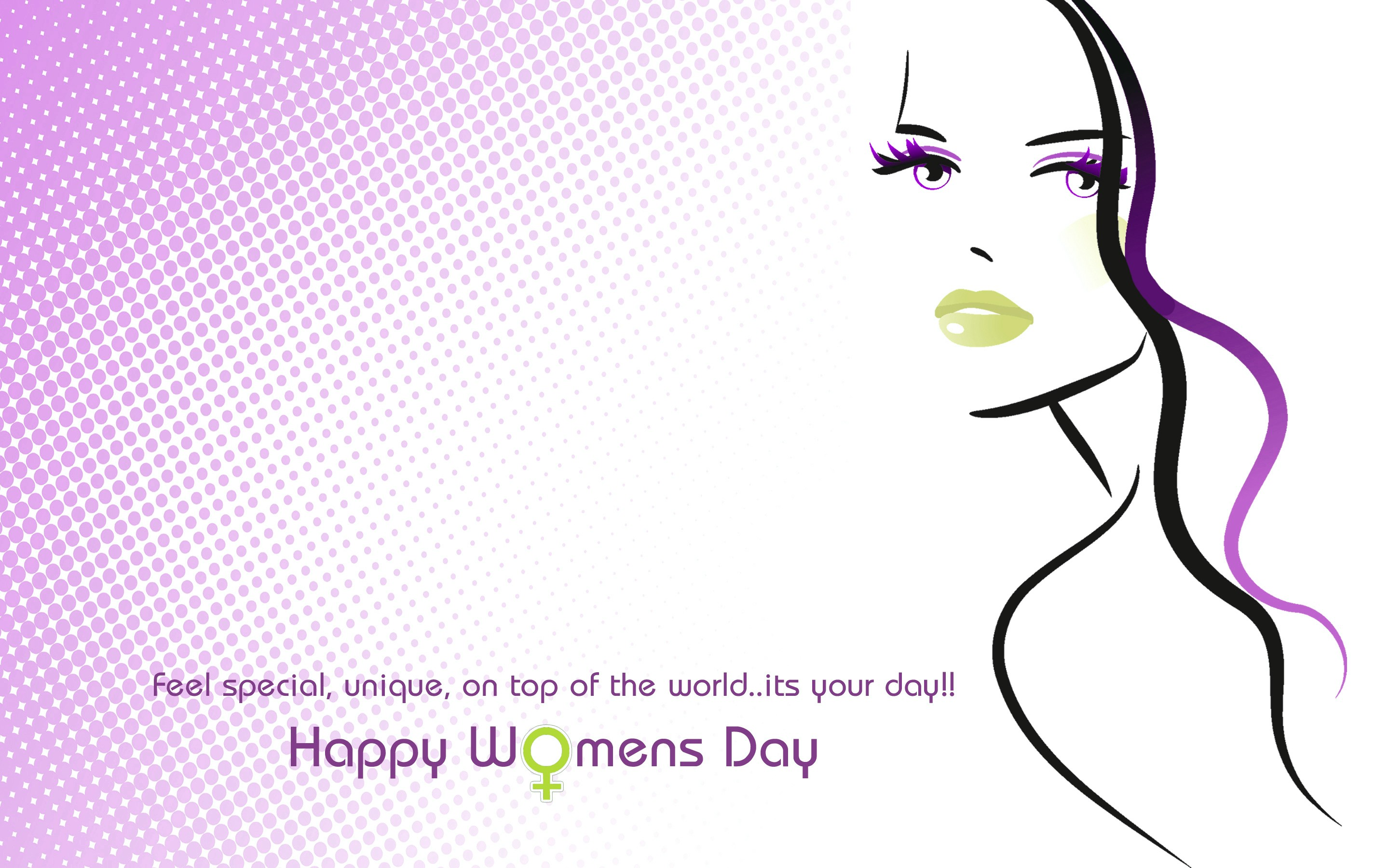 International Women's Day 8th March