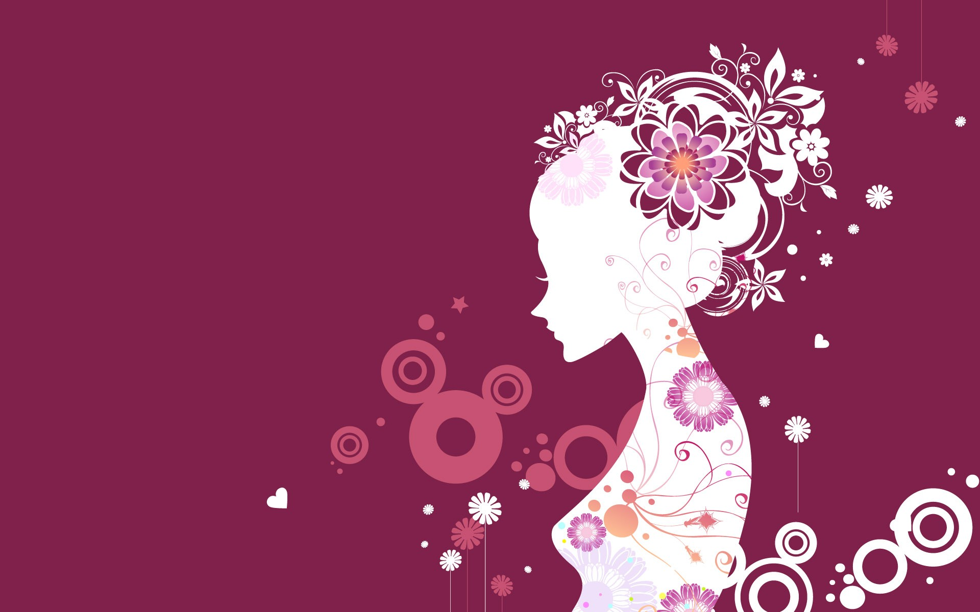 Women's Day HD Wallpaper