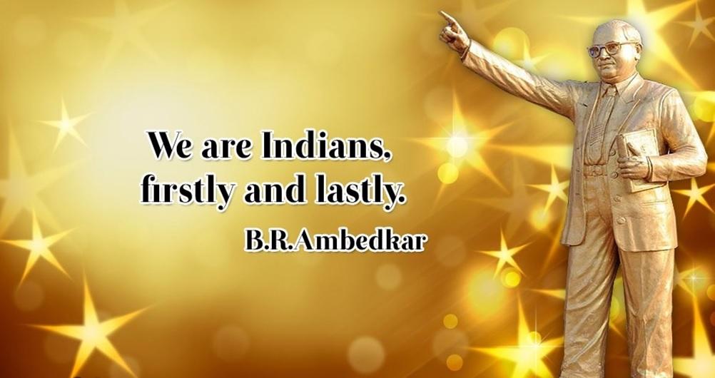 Dr. B.R Ambedkar Jayanti Pics