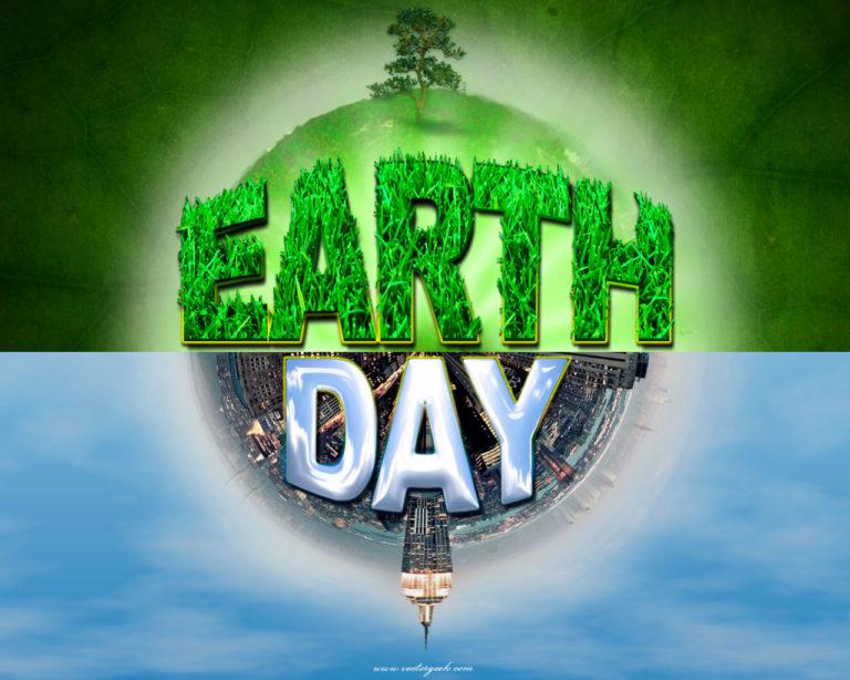 Earth Day Whatsapp DP