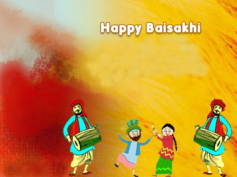 Happy Baisakhi Status