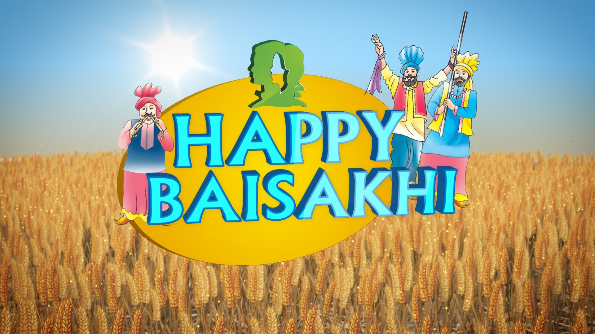 Happy Baisakhi Wallpaper