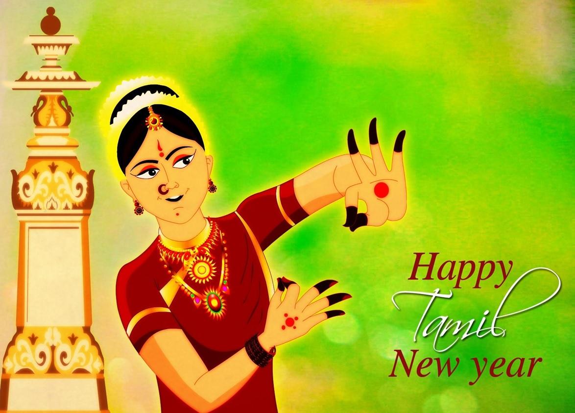 Happy Puthandu HD Pics