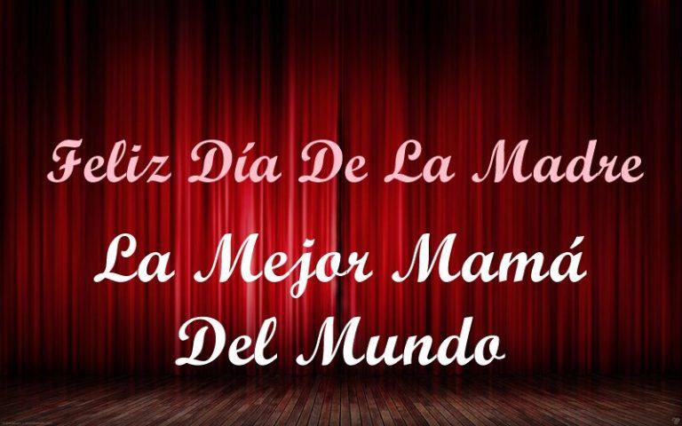 Imagen Feliz Día De La Madre: Feliz Dia De La Madre Imagenes, GIF, Desea, Mensajes
