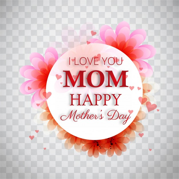 I Love You DP for Mother's Day 2018