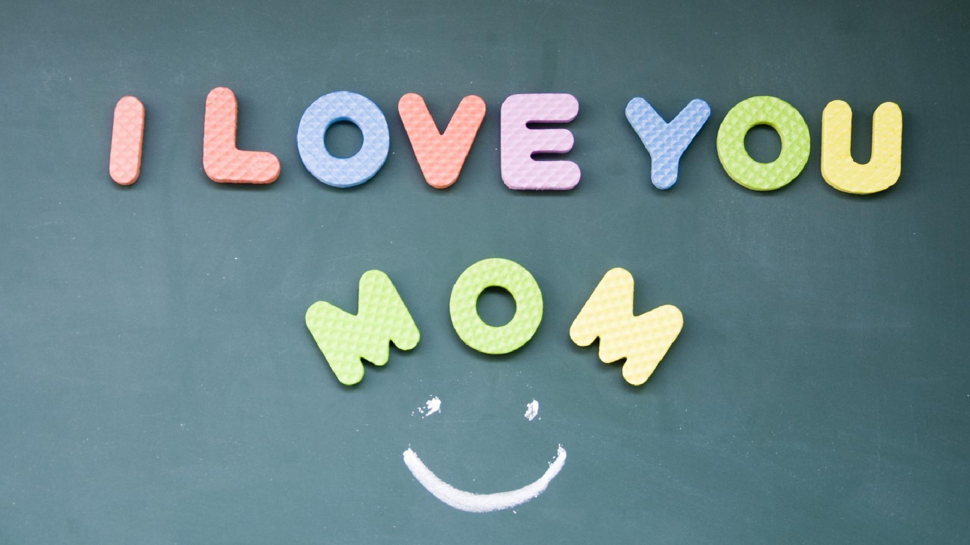I Love You MomHD Wallpapers