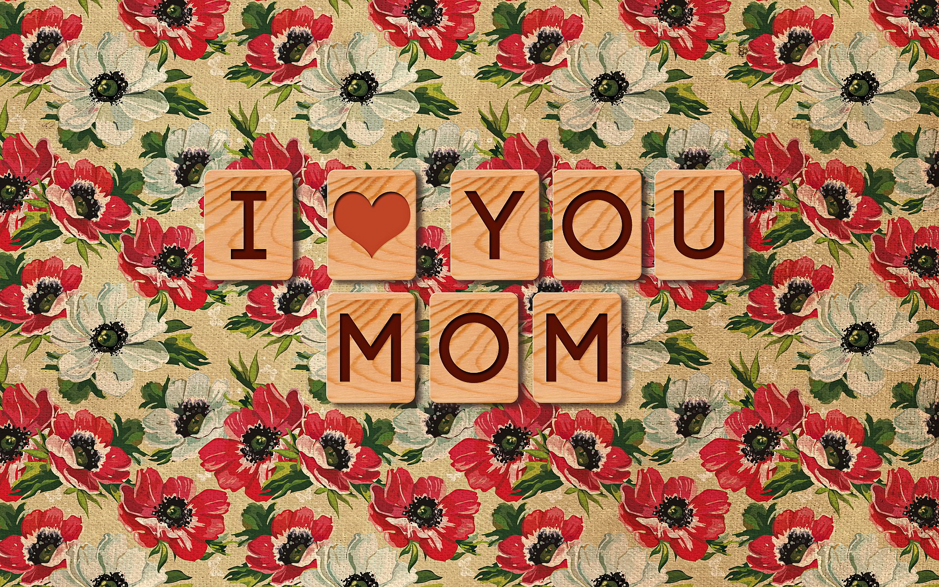 I Love You Mom Images for Whatsapp