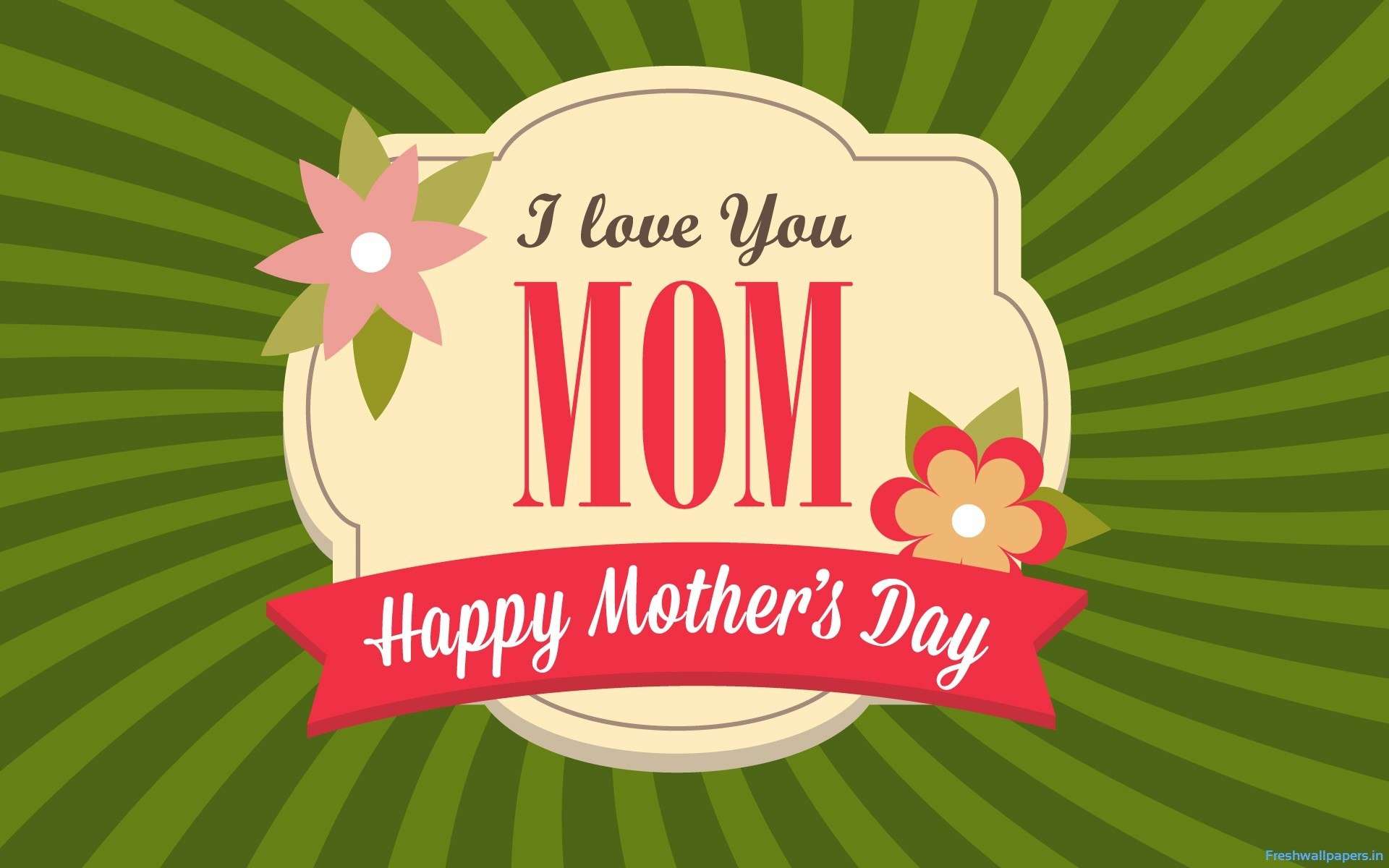 I Love You MomWallpapers