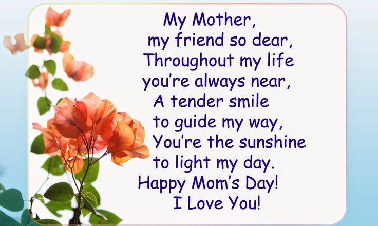 I Love You MomWhatsapp Status