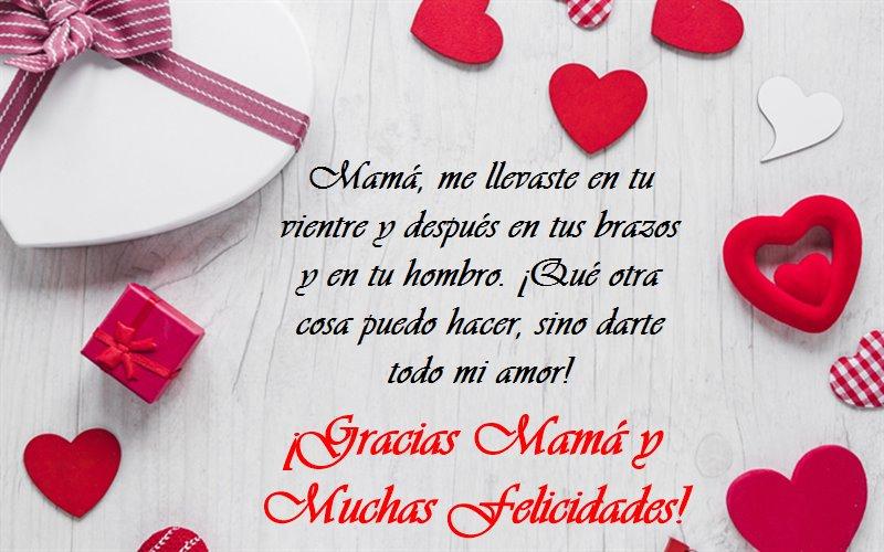Mensajes Por El Dia De La Madre