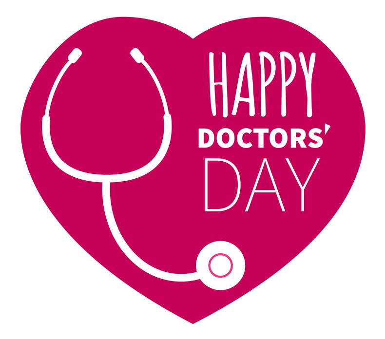 Happy Doctor's Day 2018