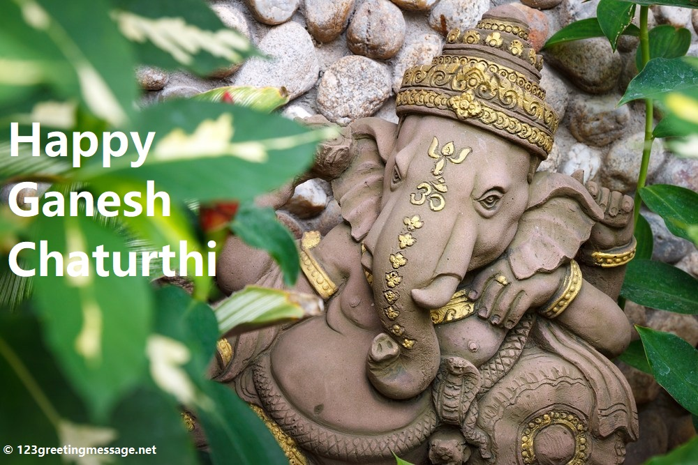 Ganesh Chaturthi HD Pics & Photos