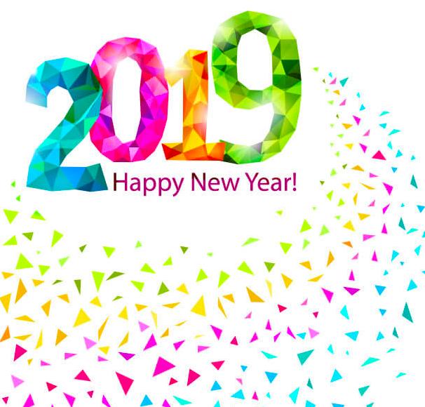 Happy New Year 2020 Whatsapp DP