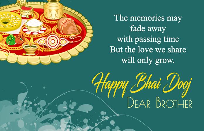 Bhai Dooj Poems for Sister & Brother