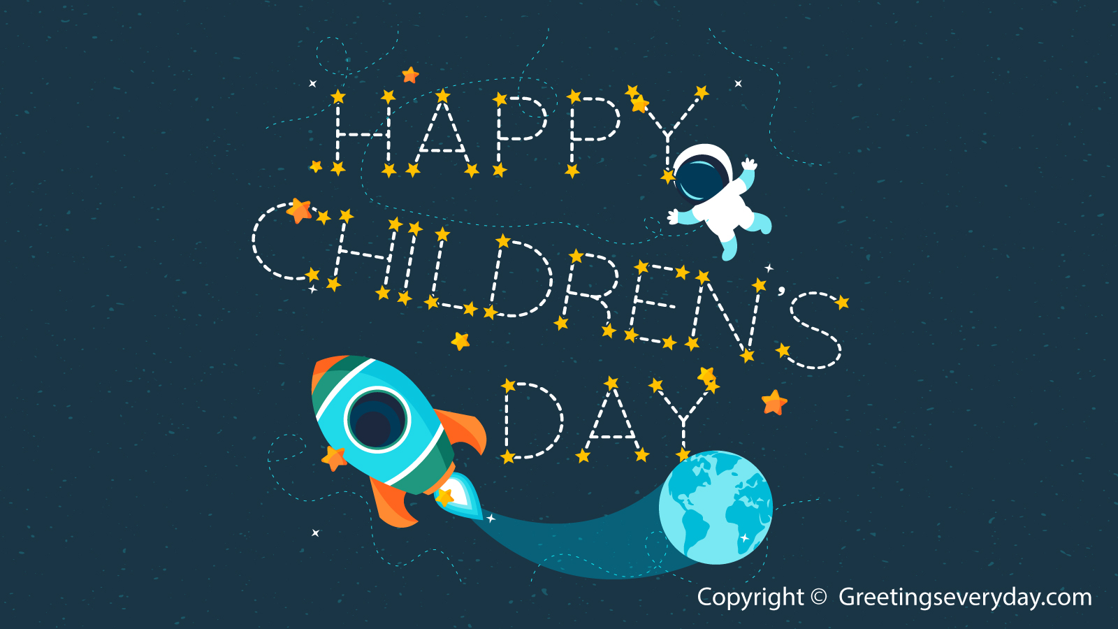 Children Day Image