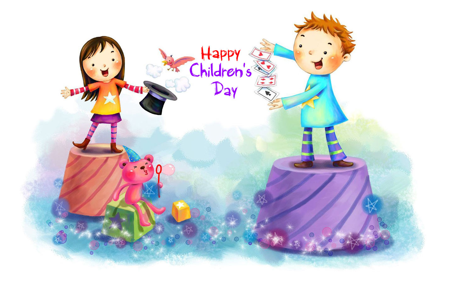 Children's Day HD Pics & Photos