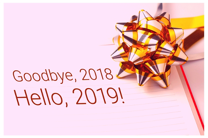 Goodbye 2018 Hello 2019 Images