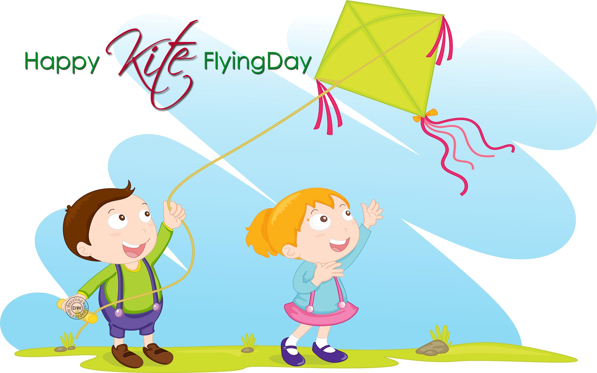 Happy Kite Day 2019 Images