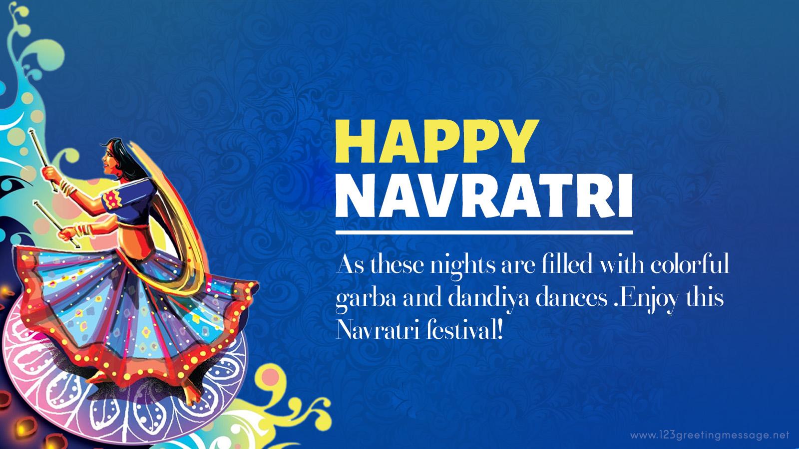 Happy Navratri HD Pics & Photos