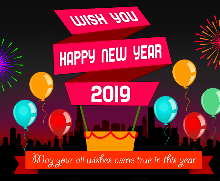 Happy New Year 2020 Ecards