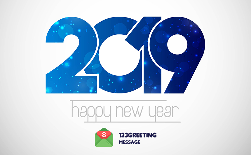 Happy New Year 2019 Thoughts on Images
