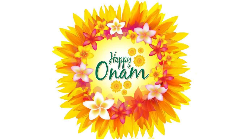 Happy Onam Images GIF