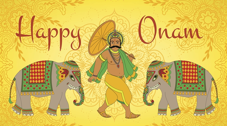 Happy Onam