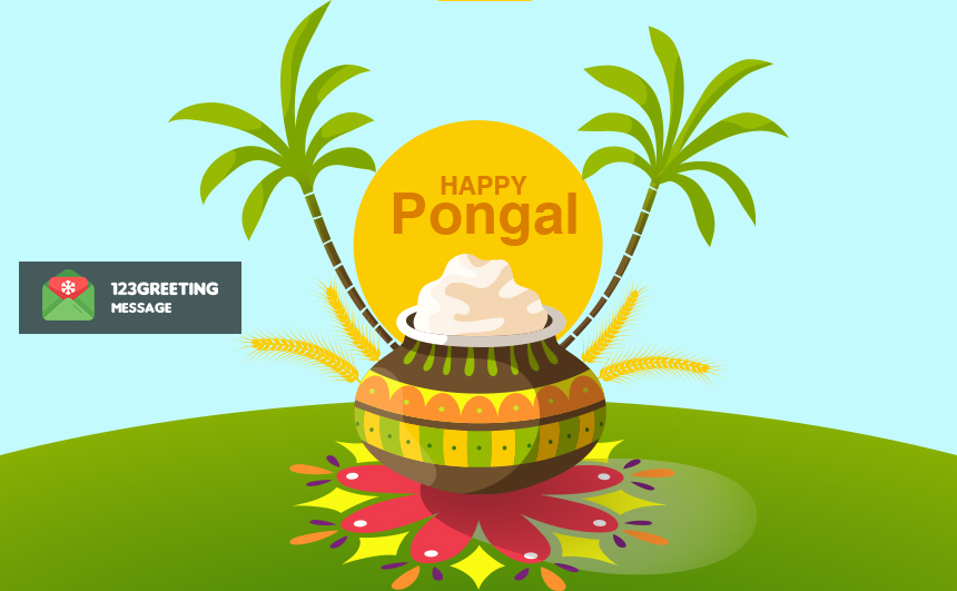 Happy Pongal 2019 Images for Whatsapp