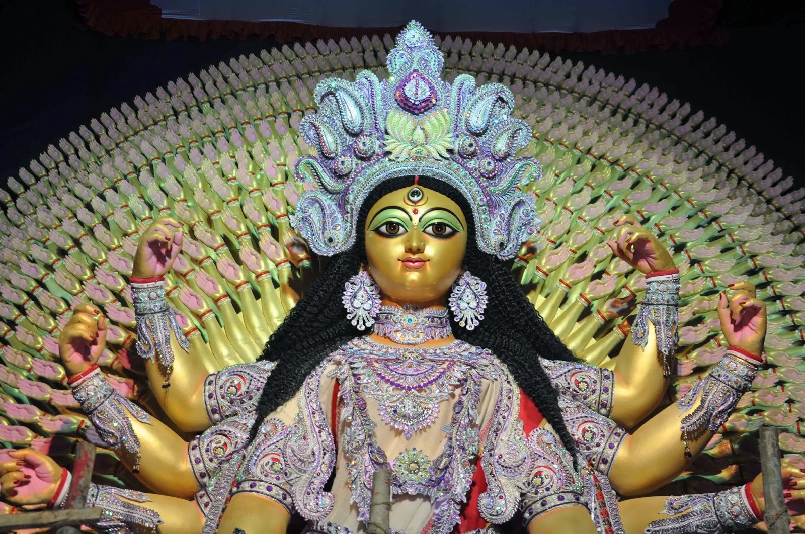 Maa Durga Puja Images for Whatsapp