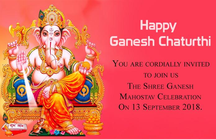 Ganesha Chaturthi Images