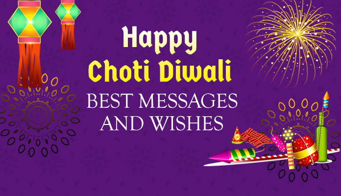Choti Diwali 2018 Wishes