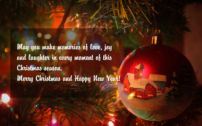 Christmas Greeting Card & Gift Card 2018