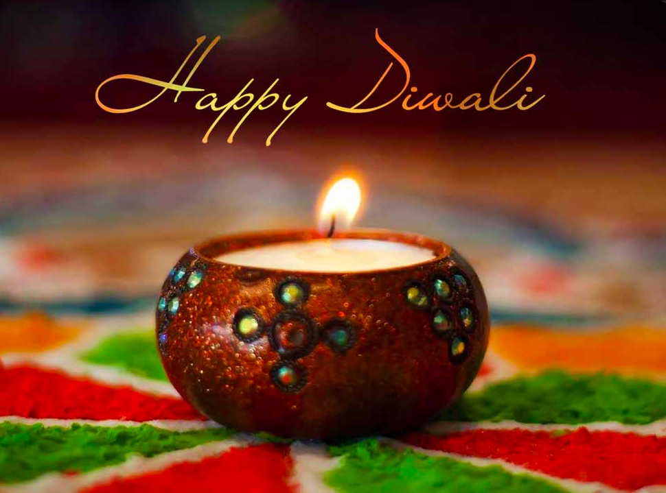 Create Diwali Custom Wishes with Name