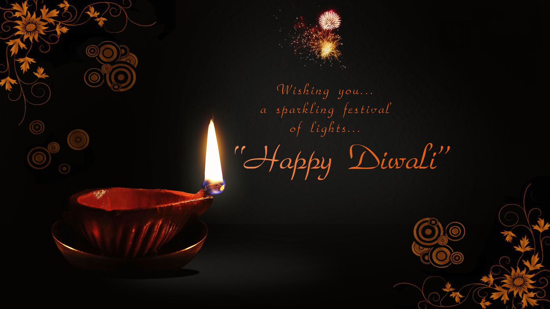 Deepavali 3D Live Wallpapers for PC