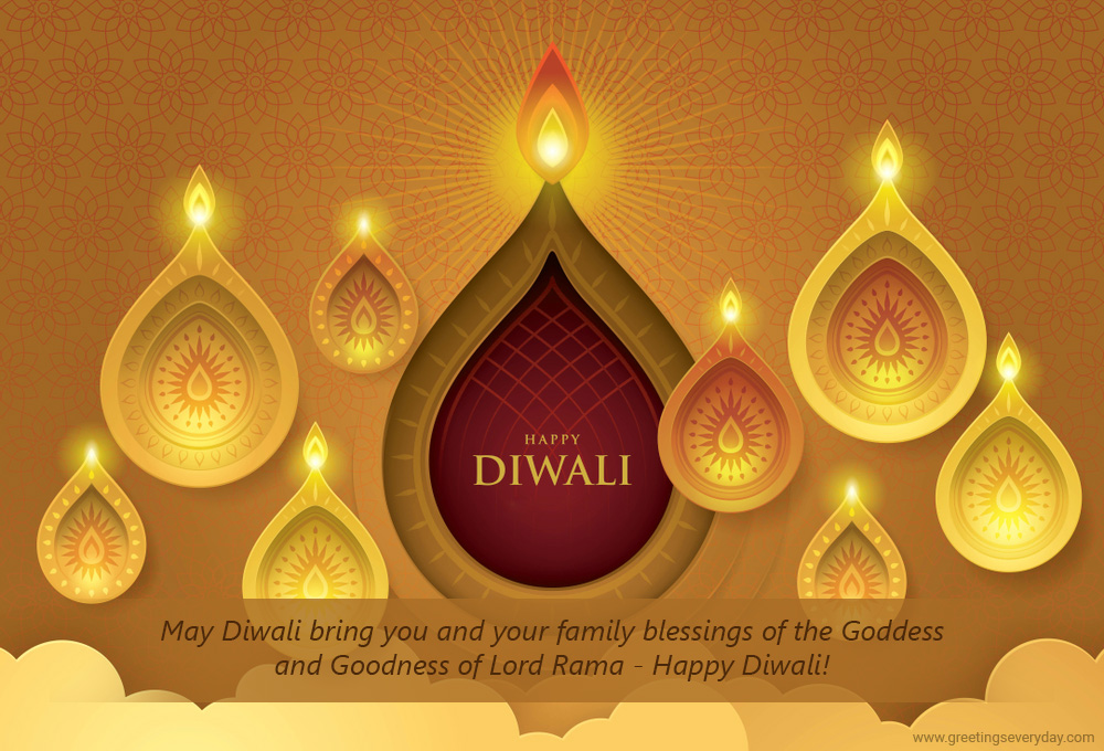 Deepavali Wishes in advance 2018
