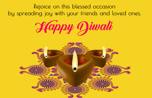 Diwali Advance Wishes 2019