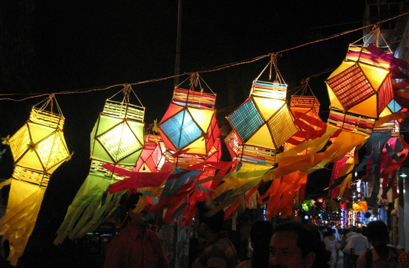 Diwali Akash Kandil Lamps