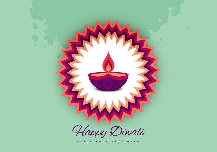 Diwali Free Vector PNG