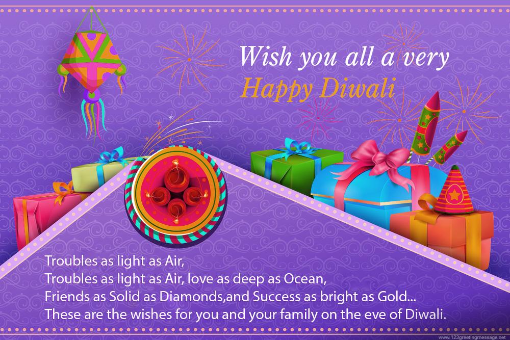 Diwali Ki Hardik Shubhkamnaye Messages & SMS