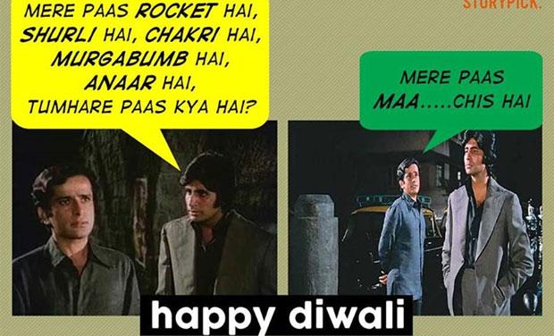 Diwali Memes for Instagram