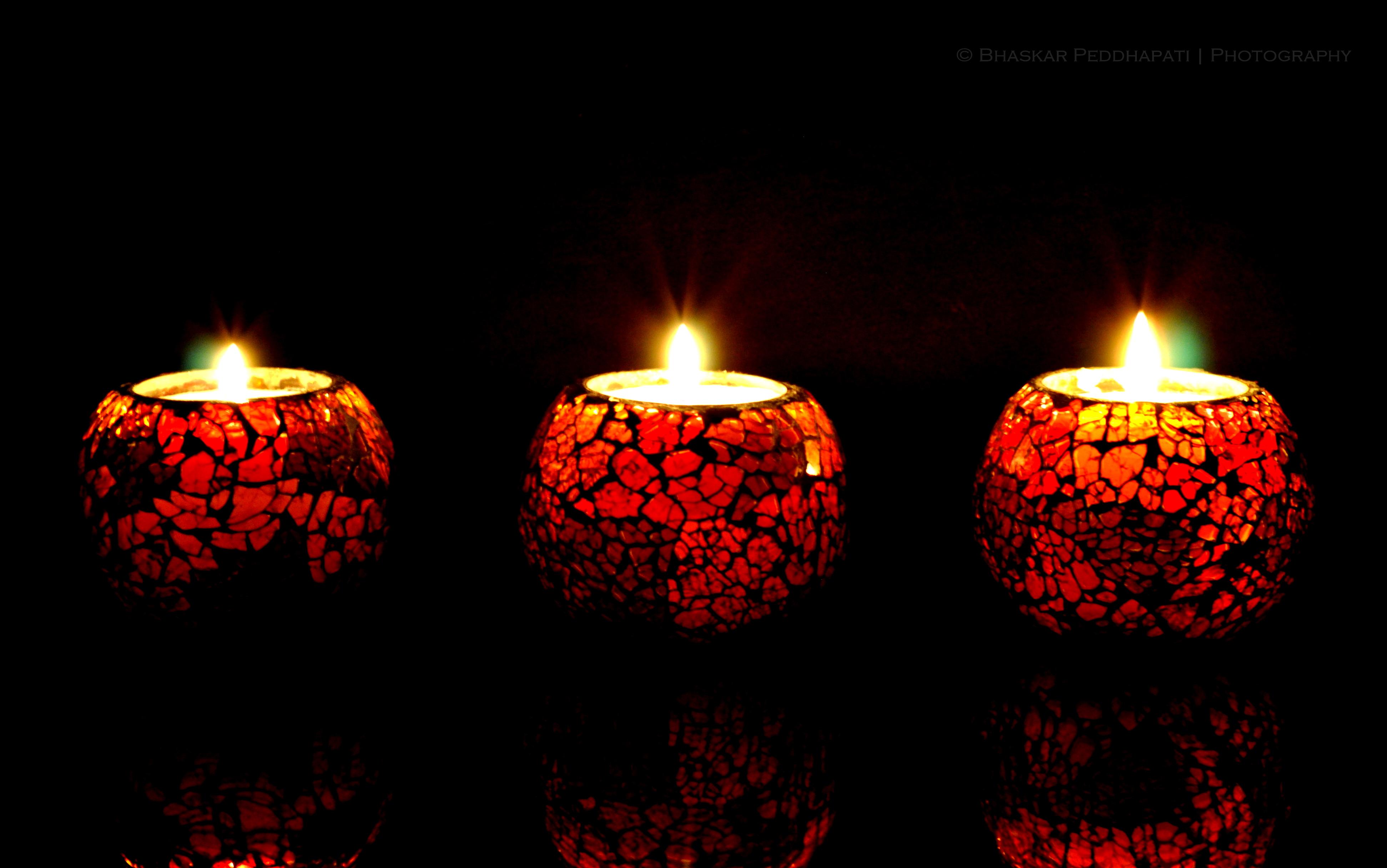 Diwali Story Candle decoration and Deepavali Celebration ideas
