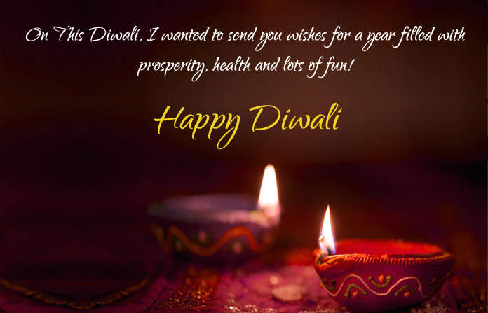 Diwali Wishes for Family 2018